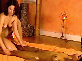 Lesbian Relaxing Massage asian hd indian
